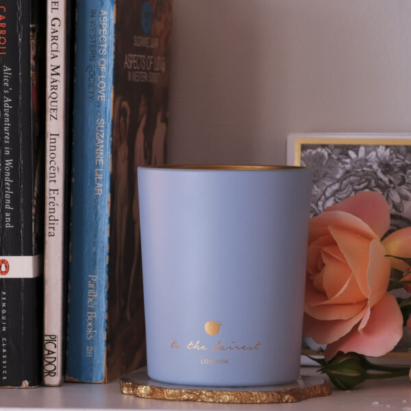 Cécile Scented Candle from To The Fairest